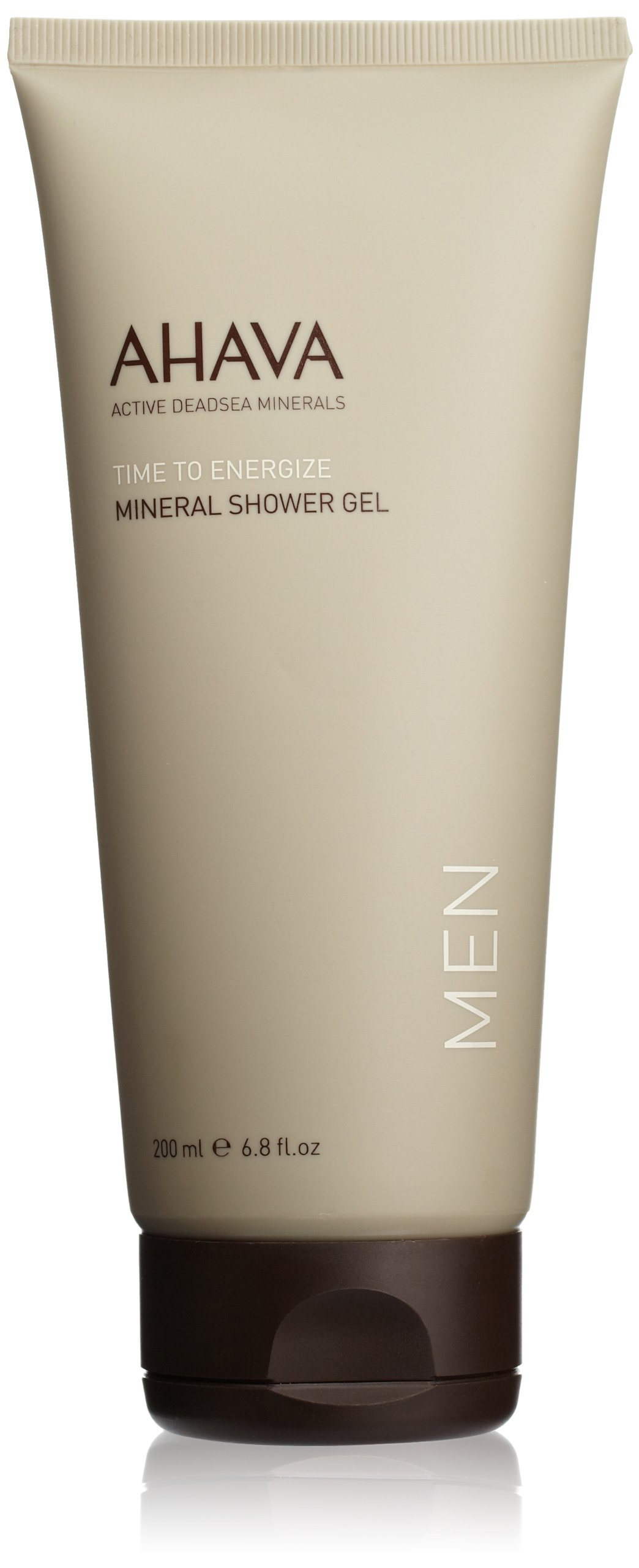 AHAVA Men's Mineral Shower Gel, 6.8 Fl Oz