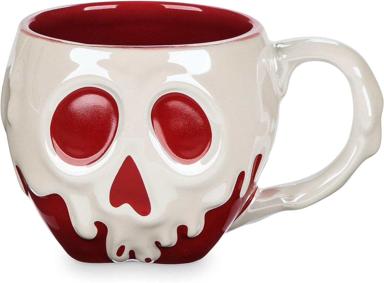 Disney Poisoned Apple Mug - Snow White and the Seven Dwarfs