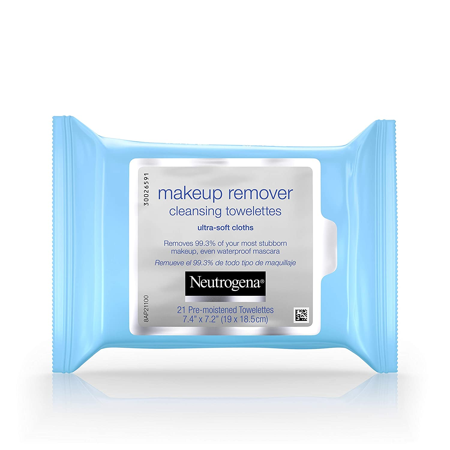 Neutrogena Makeup Remover Towelettes-21 oz
