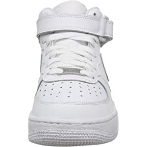 detailed look dcd12 29da2 Nike Air Force 1 Mid (GS), Unisex Adults  Air Force 1 Trainers