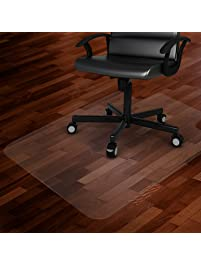floor mat for desk chair. azadx office/home desk chair mat pvc dull polish chairmat protection floor 36\ for t