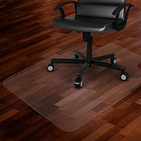 Azadx Office/Home Desk Chair Mat PVC Dull Polish Chairmat Protection Floor  Mat 36u0026quot;