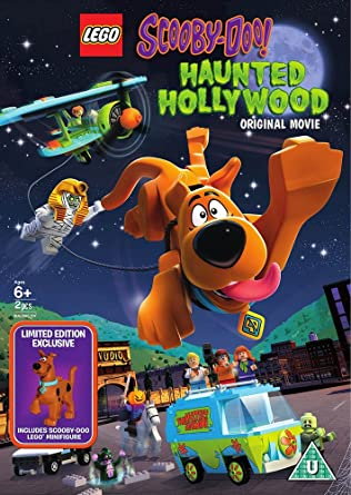 LEGO Scooby-Doo!: Haunted Hollywood Includes Limited Edition LEGO ...