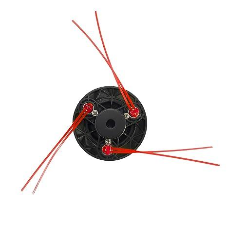 Pivotrim MaxPower 3317233 Head Uses  095-Inch Pre-Cut Trimmer Line, 11 25