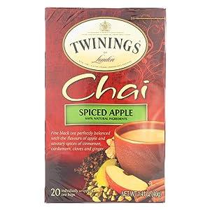 Twining Tea Tea Chai Spiced Apple 20 Bg