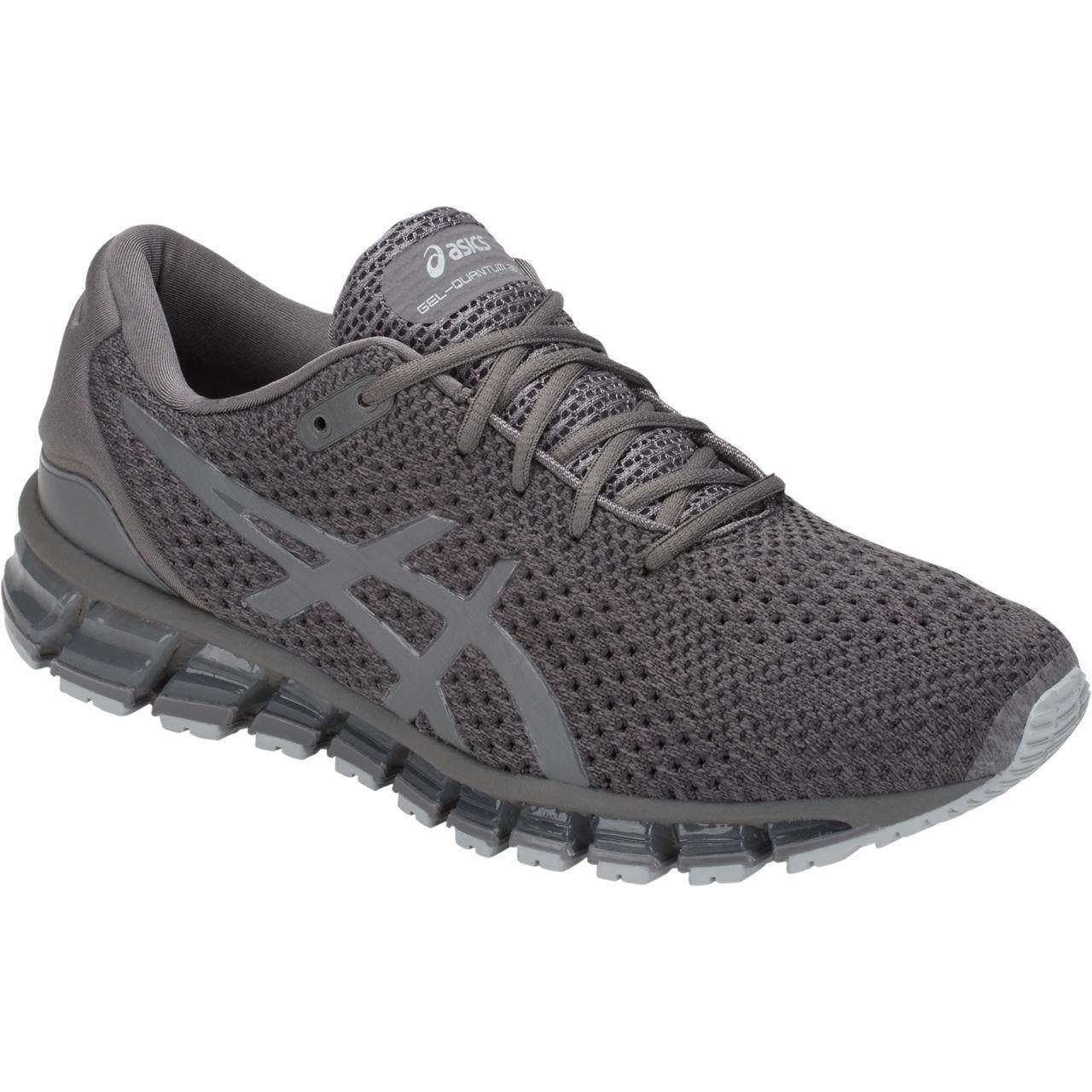 Carbon Dark gris Asics Men's Gel-Quantum 360 Running chaussures 42 EU