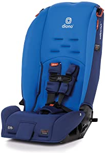 Diono 2020 Radian 3R Latch All-in-One Convertible Car Seat, Blue Sky