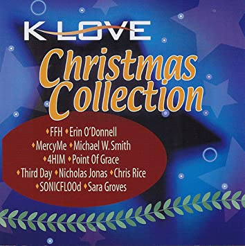 Klove Christmas.Various K Love Christmas Collection Amazon Com Music