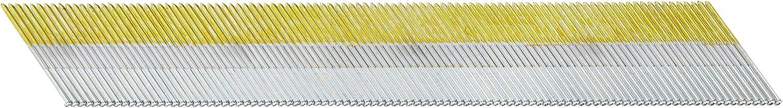 plata DeWalt DNBDA1538GZ DNBDA1538GZ-Clavos 1,8mm x 38mm 15GA GALV