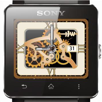 Amazon.com: JJW Animated Gear Watchface 1 for Sony ...
