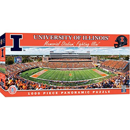 550 Pieces NCAA Licensed Arizona State University Stadium Jigsaw Puzzle