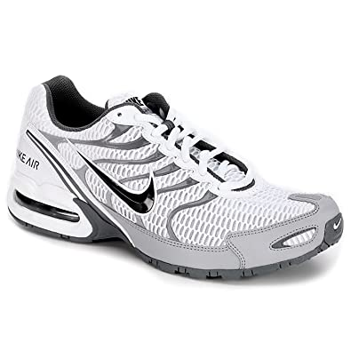the latest 61d3b fa1e6 Image Unavailable. Image not available for. Color  Nike Men s Air Max Torch  4 Running Shoe (White Anthracite Wolf Grey Size