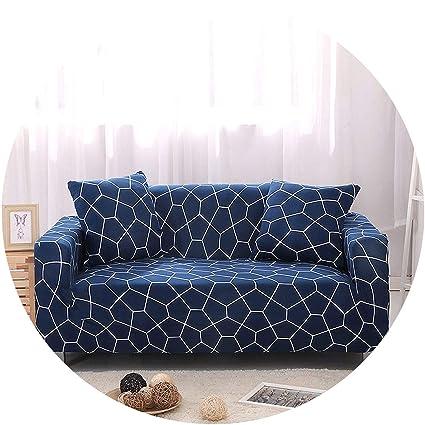 Amazon.com: Spandex Sofa Cover Elastic Couch Cover funda ...