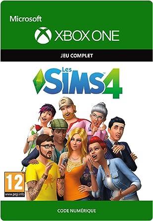 Les SIMS 4 | Xbox One Code Jeu à Télécharger: