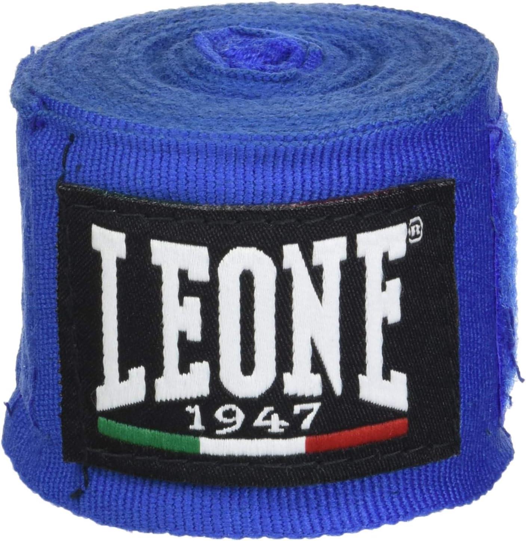 Leone - Vendaje para Boxeo, Color Azul: Amazon.es: Deportes y aire libre
