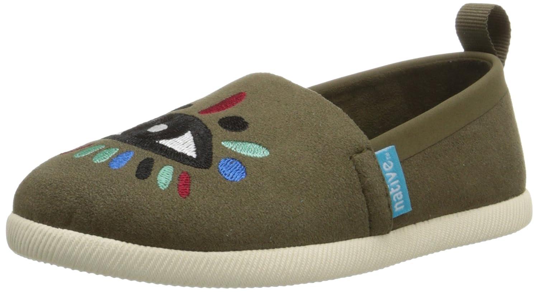 native Venice Embroidered Child Slip On Shoe (Toddler/Little Kid)