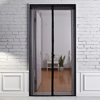 Hang Rui Anti Mosquito Magnetic Screen Door Curtain Upscale Mosquito And  Mute Magnetic Soft Gauze