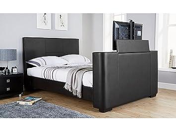 Xpress Delivery Newark King Size Electrique Tv Cadre De Lit En