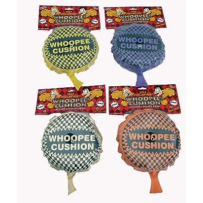 Almohadon Whoppee Autoinflable: Juguetes y juegos