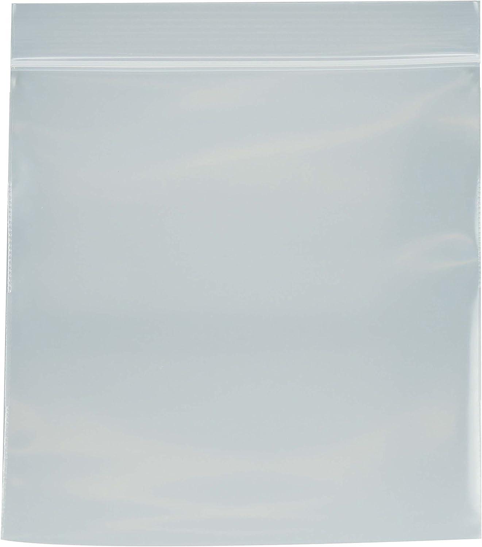100 Count SE ZC457 5 x 7 Self-Locking Bags Sona Enterprises
