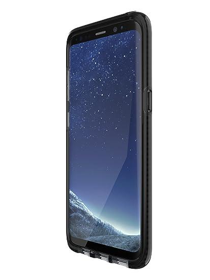 huge selection of 43edd 70b3b tech21 - Phone Case Compatible with Samsung Galaxy S8 - Evo Check -  Smokey/Black