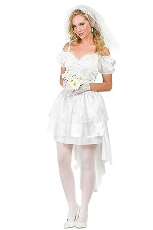 Disfraz Novia M-L: Amazon.es: Juguetes y juegos