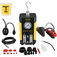 AUTOOL 1 SDT-206 Automotive EVAP Leaks Testing Machine, 12V Vehicle Pipes Fuel Leakage Detector Diagnositc Tester for Car/Motorcycles/Boat (Newest Dual Modes)