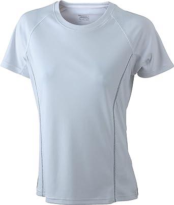 James & Nicholson Reflex-t, Camiseta de Running para Mujer: Amazon.es: Ropa y accesorios