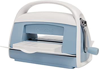 Cricut Cuttlebug V3 Machine (Blue)