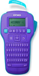 DYMO COLORPOP Color Label Maker, Handheld, Purple