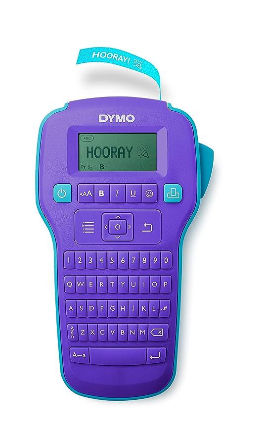 DYMO COLORPOP Color Label Maker, Handheld, Purple