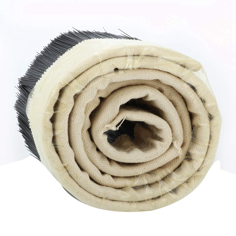 Gaoominy Cepillo Aspirador Colector de Polvo M/áquina de Grabado Cubierta de Polvo Para Motor de Husillo de Enrutador Cnc 70 mm