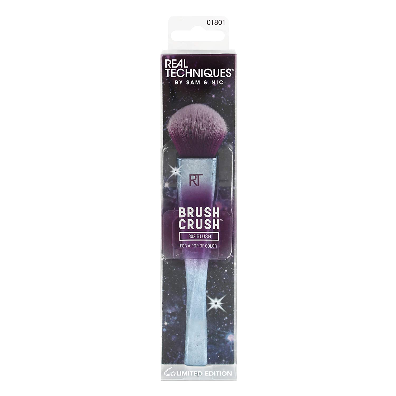Real Techniques Brush Crush blush pennello per guance, RT 302 Paris Presents Inc 1801M
