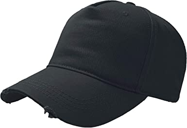AB170 Atlantis Cargo Weathered Visor 5 Panel Cap