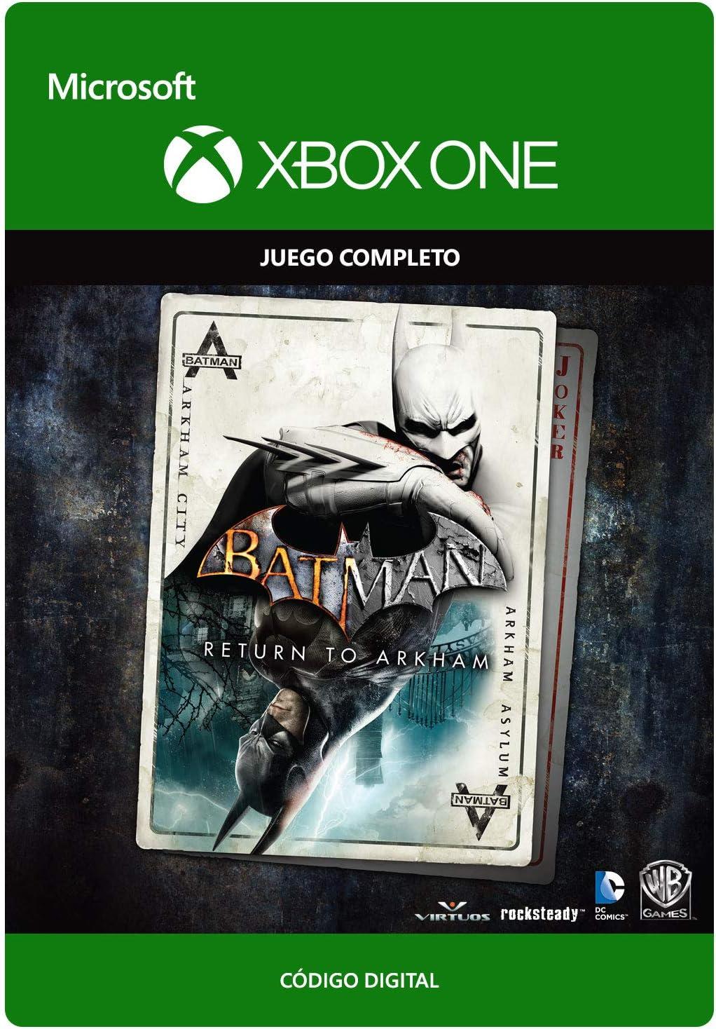 Batman: Return to Arkham | Xbox One - Código de descarga: Amazon ...