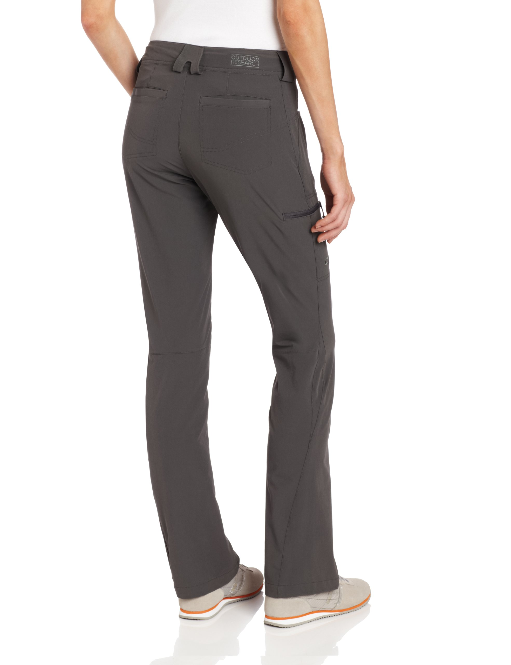 Outdoor Research Women's Voodoo Pant, Charcoal, 4 by Outdoor Research