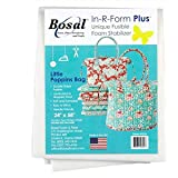Bosal in-R-Form Double Sided Fusible 58'' Foam Stabilizer White