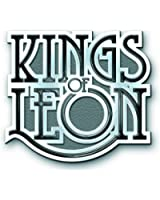 Kings of Leon - Pin Scroll Logo (in One Size)