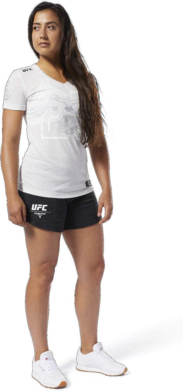 Reebok UFC ファイトウィークショーツ ブラック X-Large