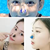 SAVITA Swimming Nose Clip with Waterproof Silica