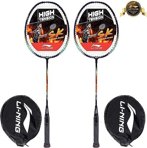 2. Li-Ning XP Series Aluminum Badminton Racquet