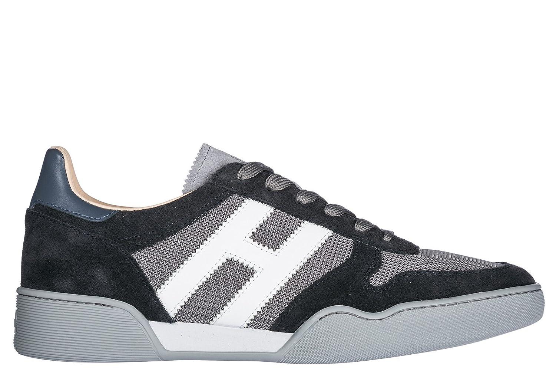 Hogan Zapatos Zapatillas de Deporte Hombres h357 Gris 42.5 EU