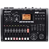 Zoom R8 Multi-Track Tabletop Recorder, Interface, Controller, 2 XLR Combo Inputs 8 Tracks, USB Audio Interface, Built In Ster