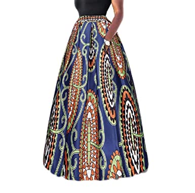 Zimaes-Women Women's Absolute Africa Printed Dress Suit Gypsy Dress