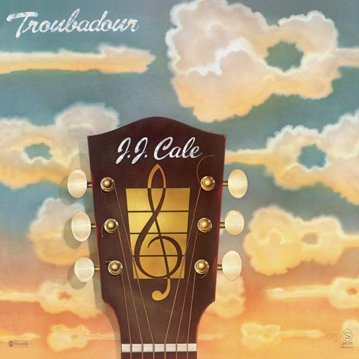 J.J. Cale - Troubadour (Spain - Import)