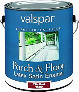Valspar Interior and Exterior Latex Porch & Floor Enamel