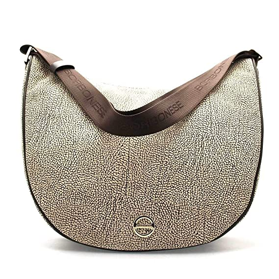 differently best deals on vast selection Borbonese Bag Female Leather Natural - 924377-695-306 ...