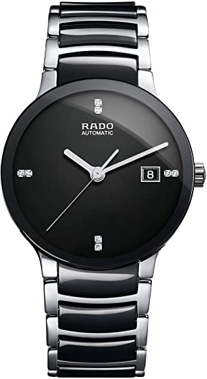 Jubileo Rado reloj automático revolucionaria para hombre: Amazon.es: Relojes