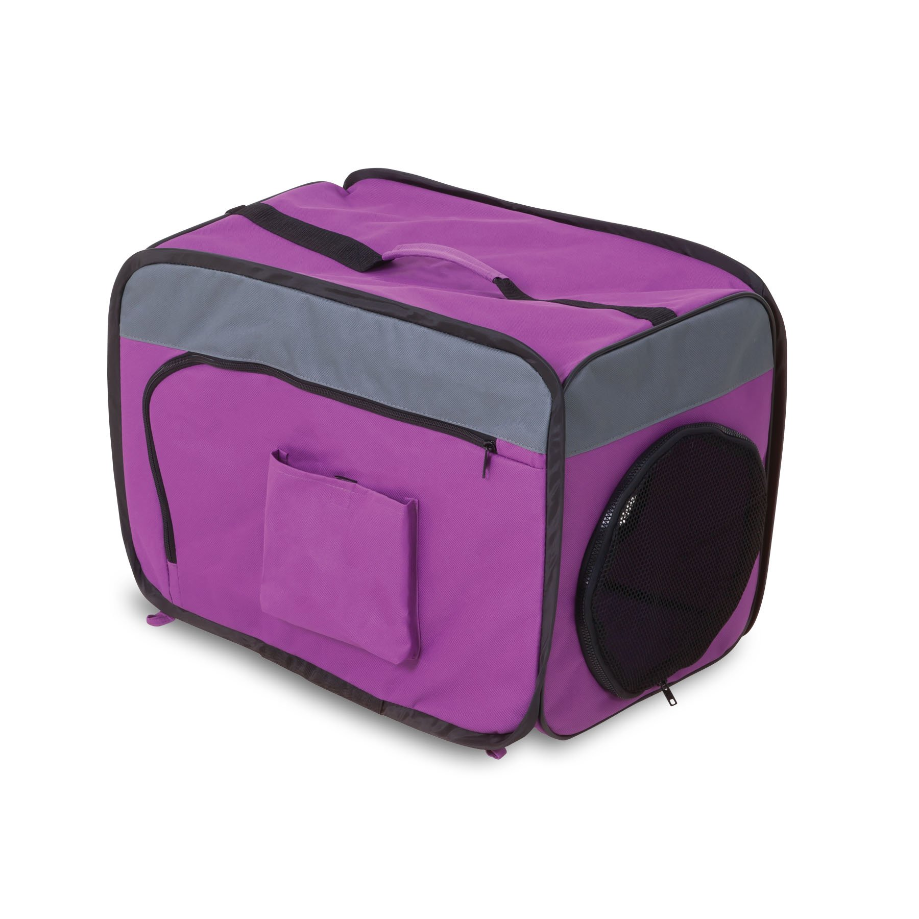 Petmate Jackson Galaxy Base Camp Hub with Solid Tunnel by Petmate