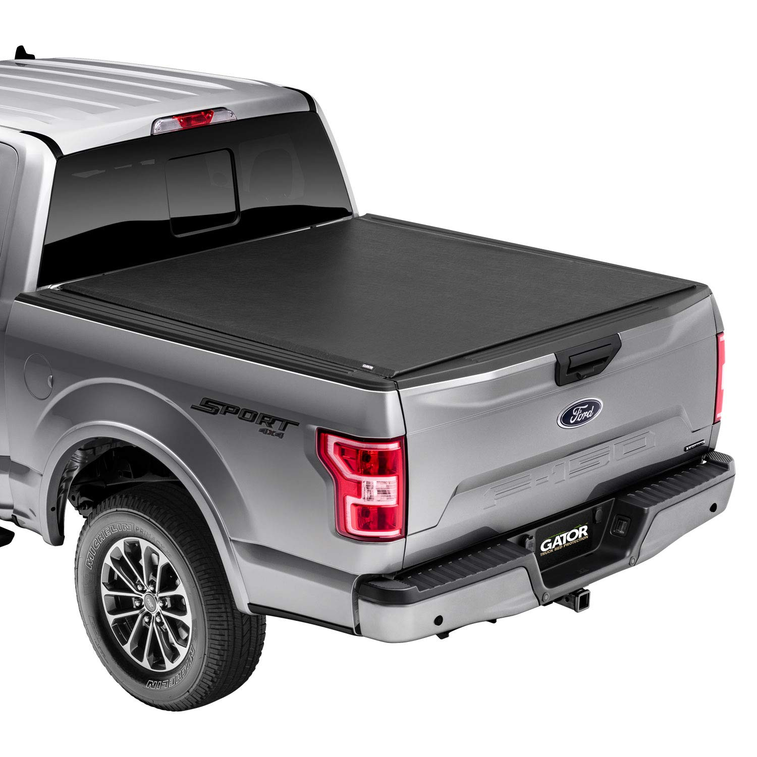 """Gator ETX Soft Roll Up Truck Bed Tonneau Cover   53306   Fits 2004 - 2014 Ford F150 5' 7"""" Bed (67'')"""
